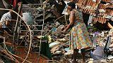 مسؤول: انهيار مدرسة في نيجيريا تسبب في مقتل 20