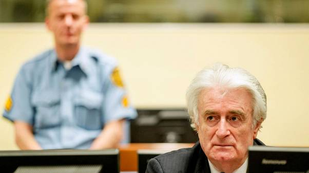 Karadzic could be jailed for life in final Srebrenica appeal ruling