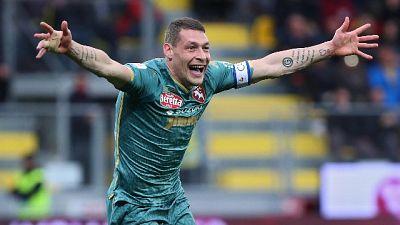"Torino: Cairo ""Belotti uomo squadra"""