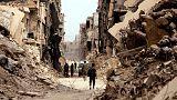 تسلسل زمني-ثماني سنوات من النار والدم في سوريا