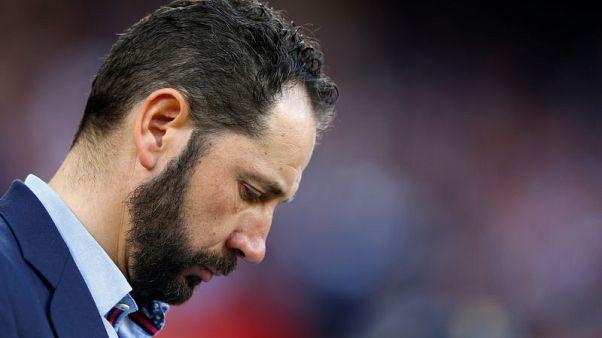Sevilla sack coach Machin after Europa League elimination