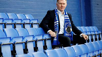 Scholes did not raise concerns before quitting Oldham - club owner