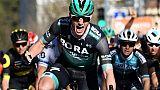 Paris-Nice: l'Irlandais Sam Bennett gagne pour la 2e fois