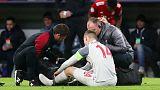 مصحح-هندرسون قائد ليفربول يغيب عن مواجهة فولهام بسبب إصابة في الكاحل