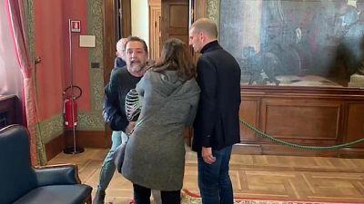 Famiglia:Verona, protesta attivista Lgbt