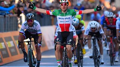 Ciclismo:Tirreno,Viviani vince 4/a tappa