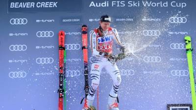Ski: Stefan Luitz déclaré victorieux à Beaver Creek par le TAS