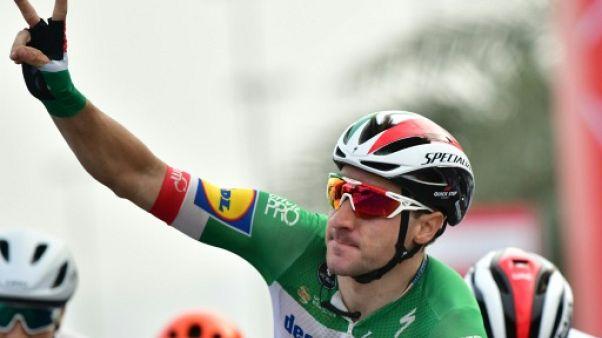 Tirreno-Adriatico: Viviani continue la récolte des Deceuninck Quick-Step