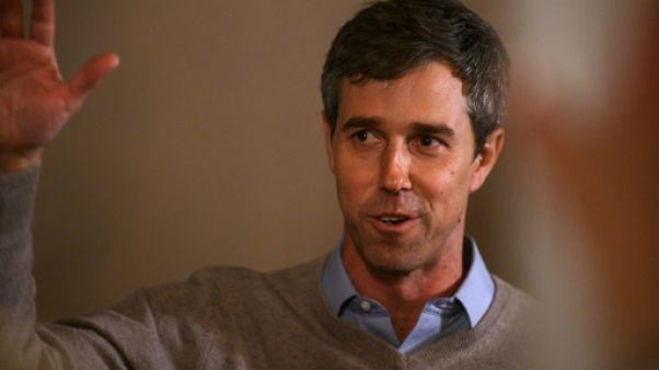 Un grand Texan dans le petit Iowa: Beto O'Rourke est en campagne
