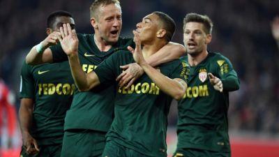 Ligue 1: Lille battu par Monaco, qui confirme son redressement