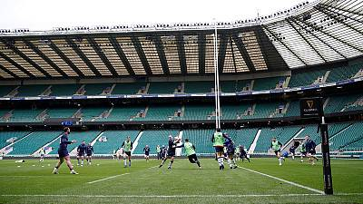 Rugby - Youngs still eager to learn ahead of landmark cap