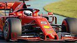 Vettel'sorpreso del gap con la Mercedes'