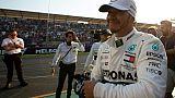 GP d'Australie: à Hamilton et Mercedes la première pole de la saison de F1