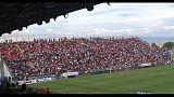 Coro contro fan Cagliari morto, polemica