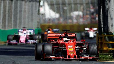 Puzzled Vettel says Ferrari should be better