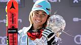 Ski alpin: qui peut battre Shiffrin et Hirscher?