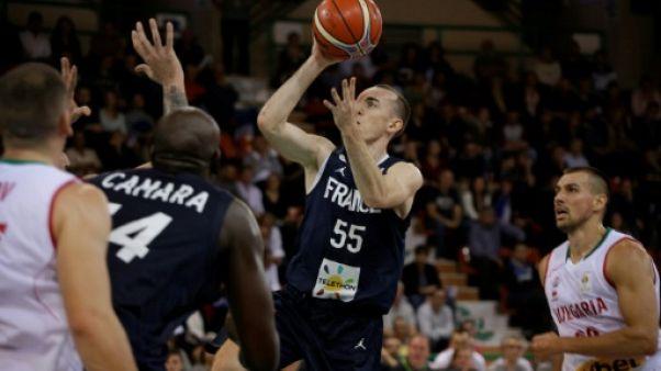 Mondial de basket: un premier tour aisé pour les Bleus avant les choses sérieuses