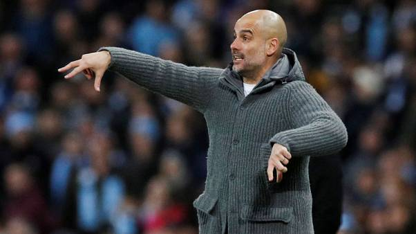 Champions League the measure of my success at City, says Guardiola