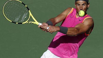 Indian Wells, semifinale Nadal-Federer