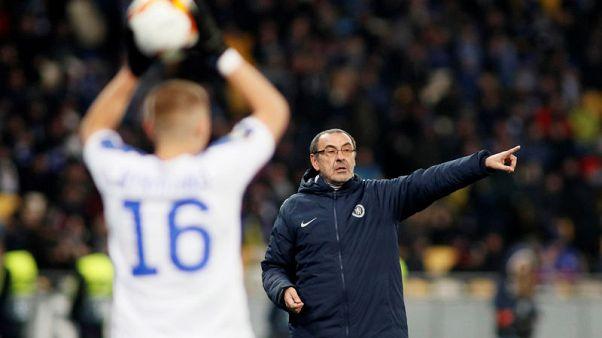 Sarri seeks cutting edge from Chelsea in home stretch