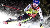 Sci: Shiffrin vince lo slalom di Soldeu