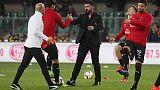 """Gattuso, """"allenatori rischiano sempre"""""""