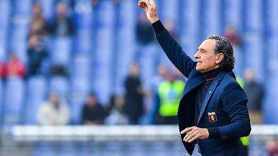 Prandelli, con Juve un Genoa coraggioso