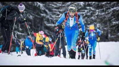 Skialp,oro mondiale per staffetta Italia