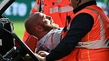Six nations: le talonneur italien de Toulouse Ghiraldini blessé