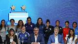 Argentine FA announce women's league to start in June