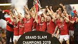 Wales thrash Ireland 25-7 to claim Six Nations Grand Slam