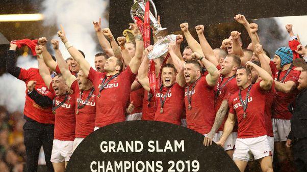 Wales thrash Ireland 25-7 to claim Six Nations Grand Slam