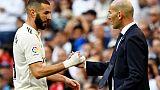 Espagne: retour gagnant pour Zidane, le Real bat le Celta 2-0