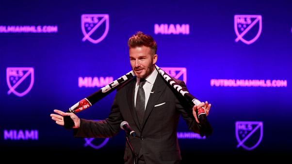 Dreaming of Messi and Ronaldo, Beckham looks for Miami signings