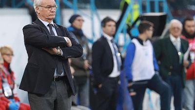 Roma: Ranieri, non siamo stati squadra
