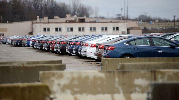 Trump urges General Motors to reopen Ohio plant in tweet