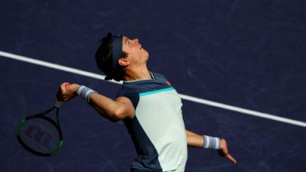 Indian Wells: première réussie pour Raonic et Santoro