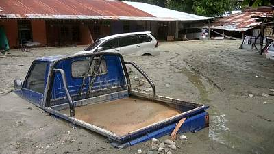 Flash floods kill at least 50 in Indonesia's Papua province