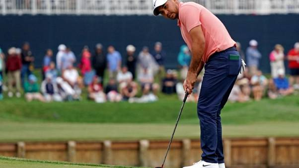 Golf - Day could join elite group with two Players Championship wins