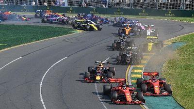 Leclerc, dietro a Vettel per scelta team
