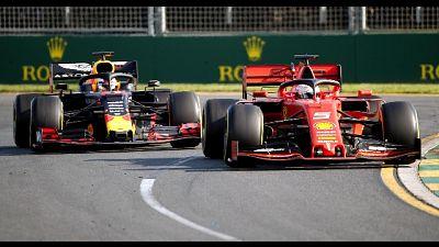 Vettel, ora pensiamo subito al Bahrain