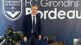 """Ligue 1: Paulo Sousa veut réveiller le """"géant endormi"""" bordelais"""