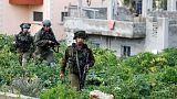 فلسطيني يقتل جنديا إسرائيليا في الضفة الغربية