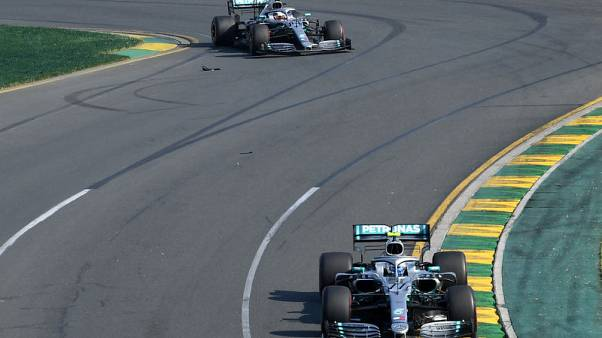 Hamilton frustrated with another Melbourne runnerup finish