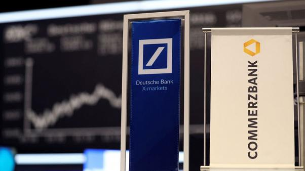 Deutsche Bank set to announce merger talks with Commerzbank - source