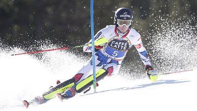 Sci: slalom Soldeu, in testa c'è Noel