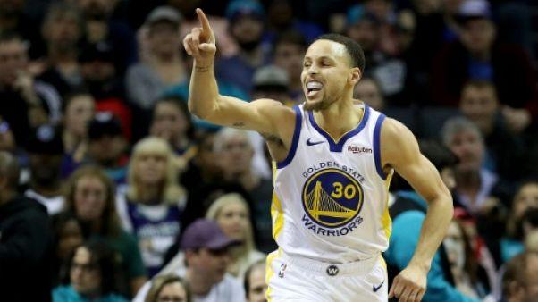 NBA: Golden State corrige OKC, Portland tremble