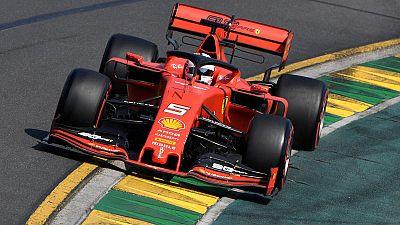 Ferrari's bubble bursts in Australian disappointment