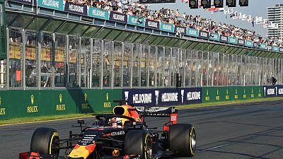 Red Bull buoyed by 'dream' Honda debut in Australia