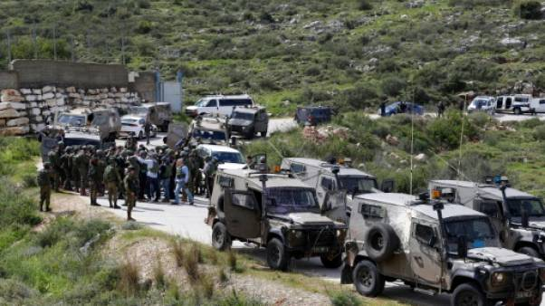 Un soldat israélien tué dans une attaque en Cisjordanie occupée